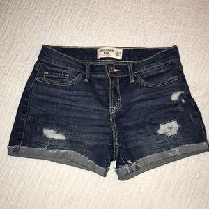 Abercrombie kids shorts sz 11/12